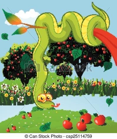 Garden Of Eden clipart bible The of of God of