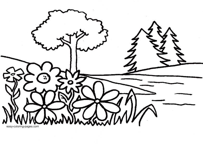 Garden clipart kindergarten #3