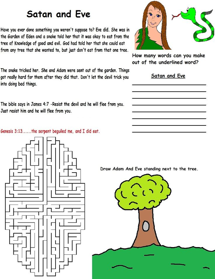 Garden Of Eden clipart disobedient child Adam Sunday Pinterest Adam for