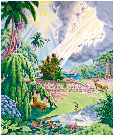Garden Of Eden clipart genesis Bible Good 1:26 com Genesis