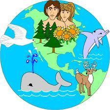 Garden Of Eden clipart god created the world Of Eden Garden The Creation