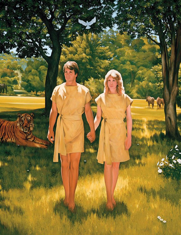 Garden Of Eden clipart lds #5