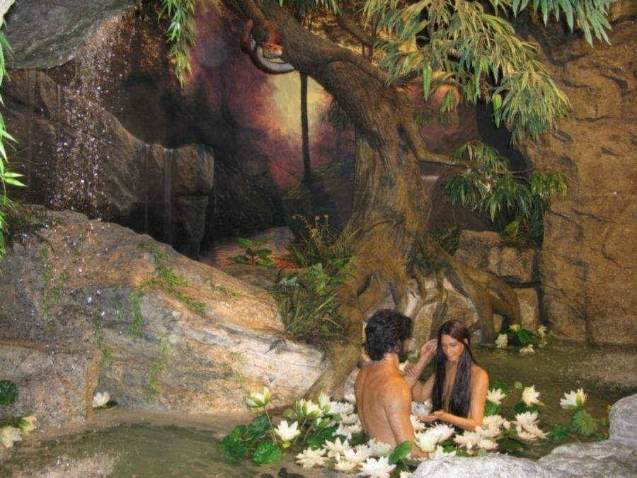 Garden Of Eden clipart real life Eden of Real garden eden