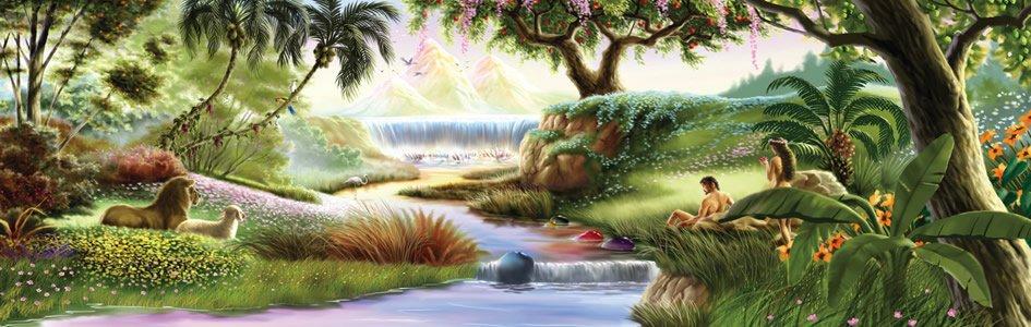 Garden Of Eden clipart real life Adam's Garden Was Garden Eden?