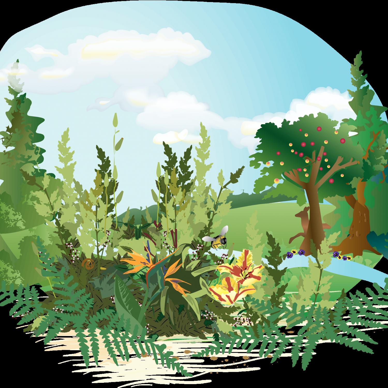 Garden Of Eden clipart paradise Garden garden Garden Of Of