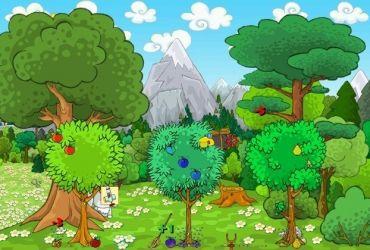 Garden Of Eden clipart real life 11 Also Garden paradise Garden
