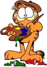 Garfield clipart Clip Garfield clip Art Garfield
