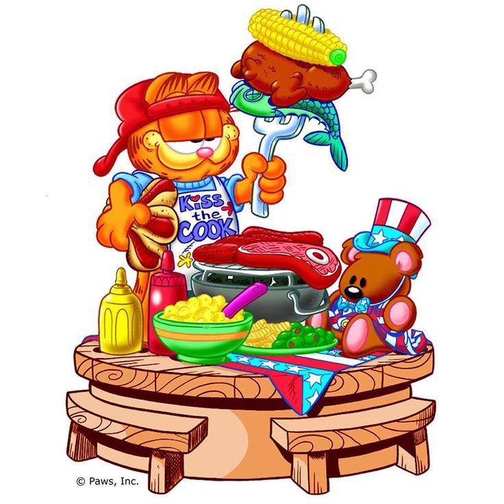 Garfield clipart binge eating Lasagna Garfield County Grant Grant