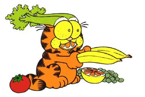 Garfield clipart birthday cat Faces Cat Orange 25 Happy