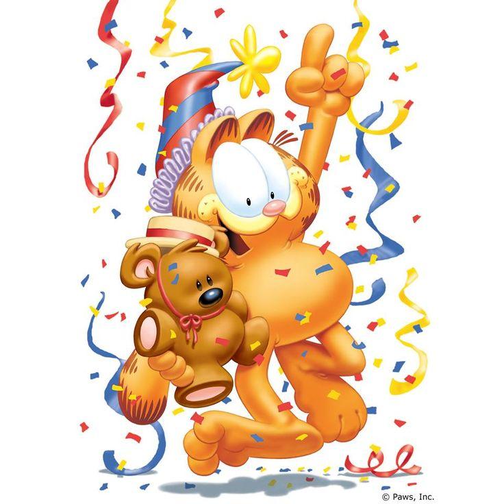 Garfield clipart birthday cat 10+ Garfield: Other ideas in