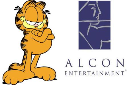 Garfield clipart cgi Fully Plans CGI Garfield Deadline