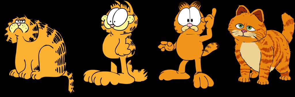 Garfield clipart cgi Garfield by Nutty Nutzis Nutzis