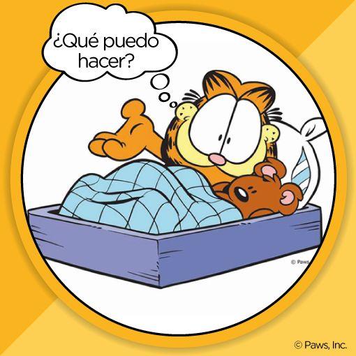 Garfield clipart guten tag Embedded Pinterest auf Garfield Die
