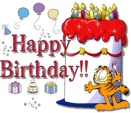 Garfield clipart happy <3 Cat ~ it your