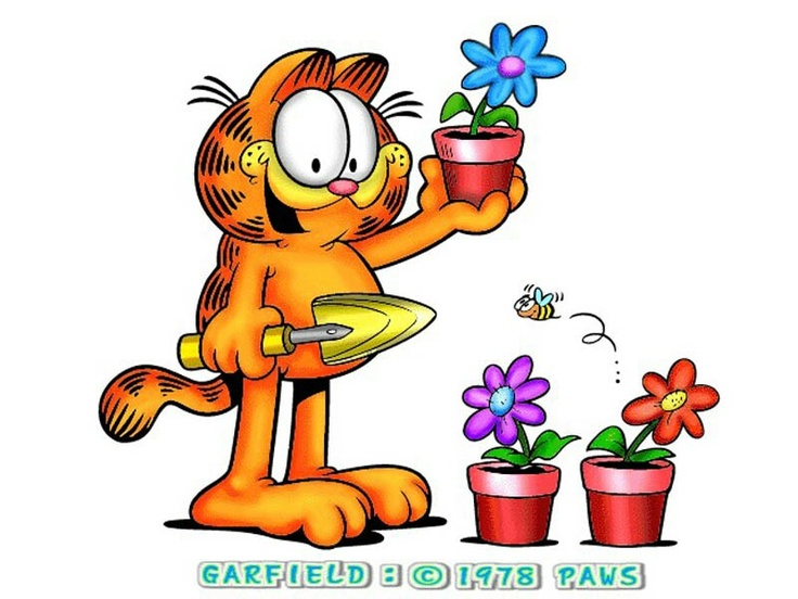 Garfield clipart valentines day #11