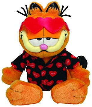 Garfield clipart valentines day #12