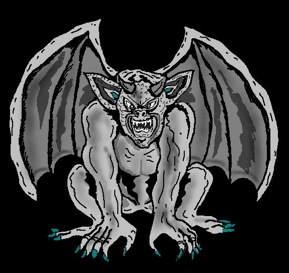 Gargoyle clipart Gargoyle Clip Art Free