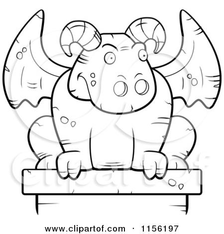 Gargoyle clipart Cartoon Cartoon Clipart Gargoyles Gargoyles