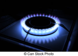 Gas Cooker clipart hot stove I stove Gas Stock model