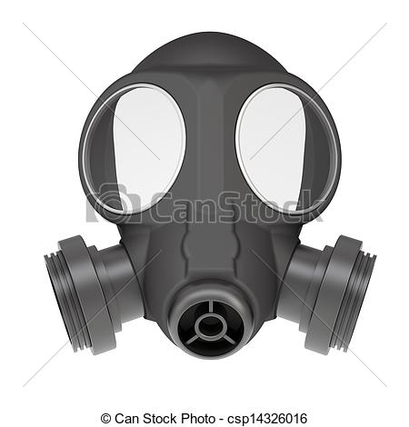 Gas Mask clipart anti Clip mask mask  Isolated
