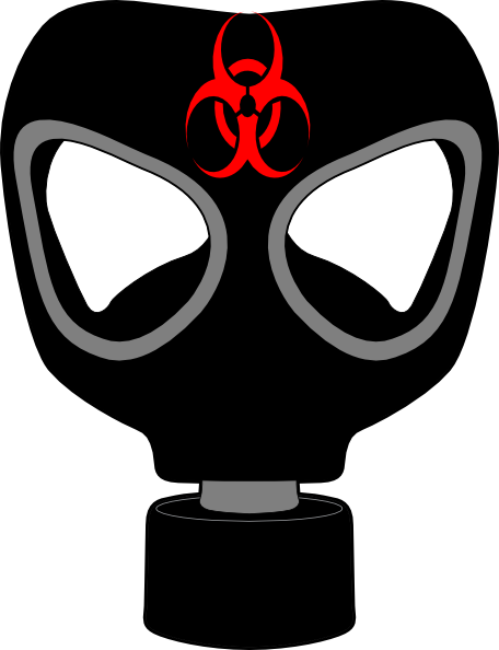 Mask clipart biohazard As: Download this clip Art