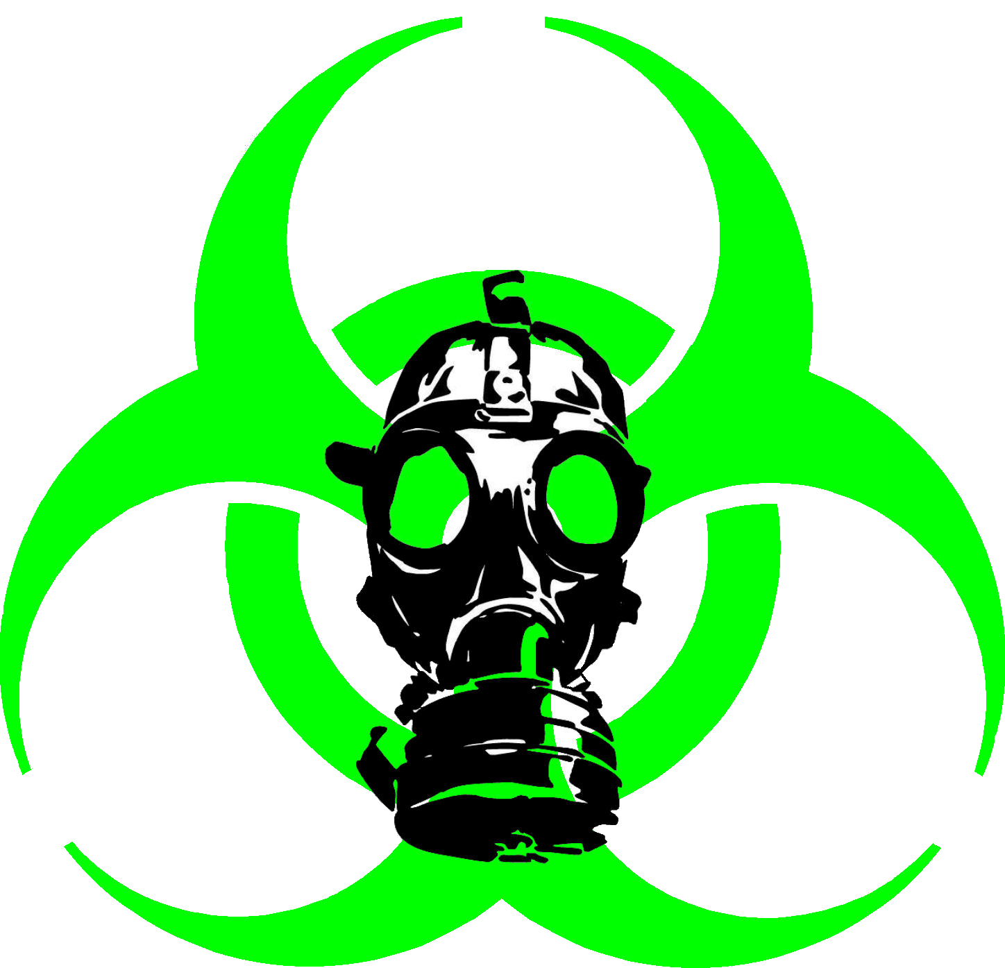 Gas Mask clipart biohazard And vector com Mask Images