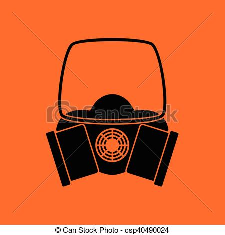 Gas Mask clipart chemical Mask Illustration csp40490024 chemistry gas