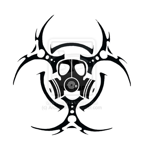 Gas Mask clipart hazard Com as: vector at image