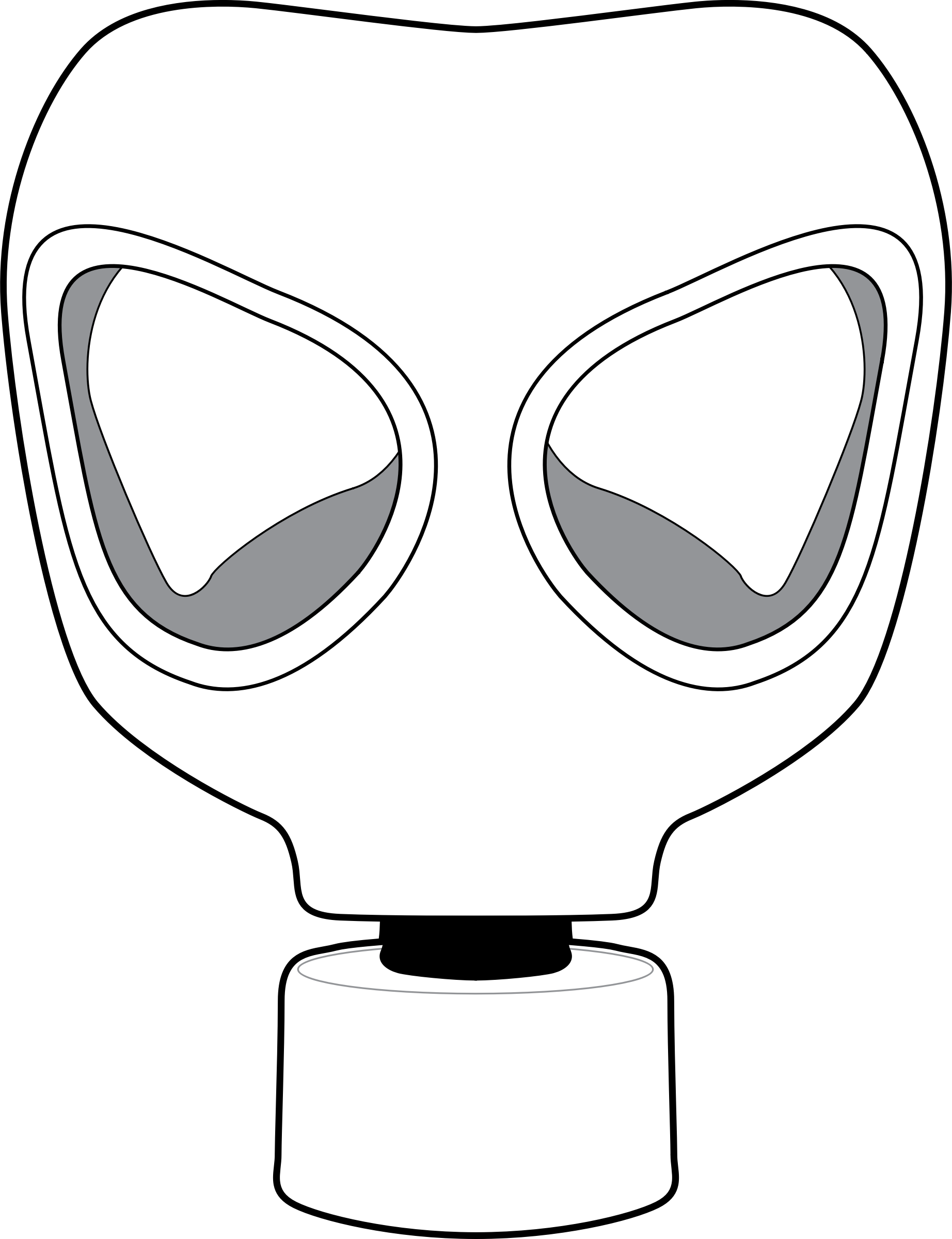 Gas Mask clipart hazard Gas Clipart Mask Gas Mask