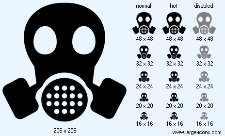 Gas Mask clipart mac Mask Gas Image Gas Mask