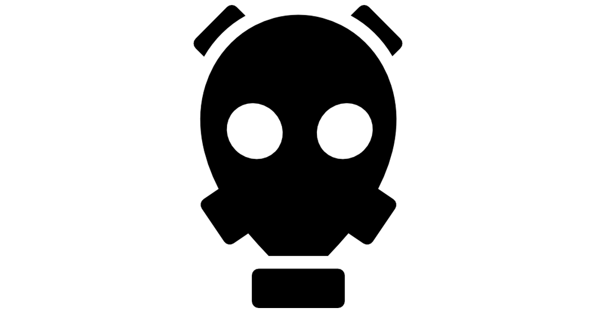 Gas Mask clipart mac Medical Free  Gas icons