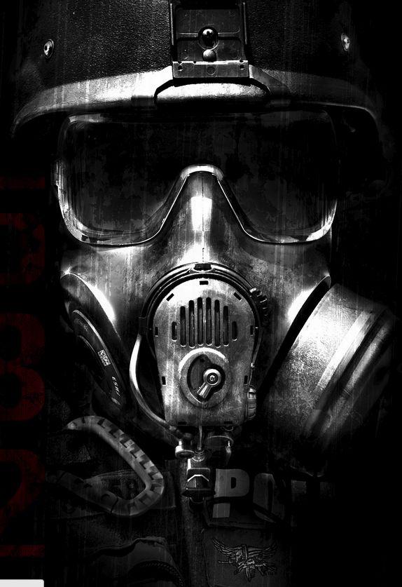 Gas Mask clipart mas 25+ Más Mask Pinterest on