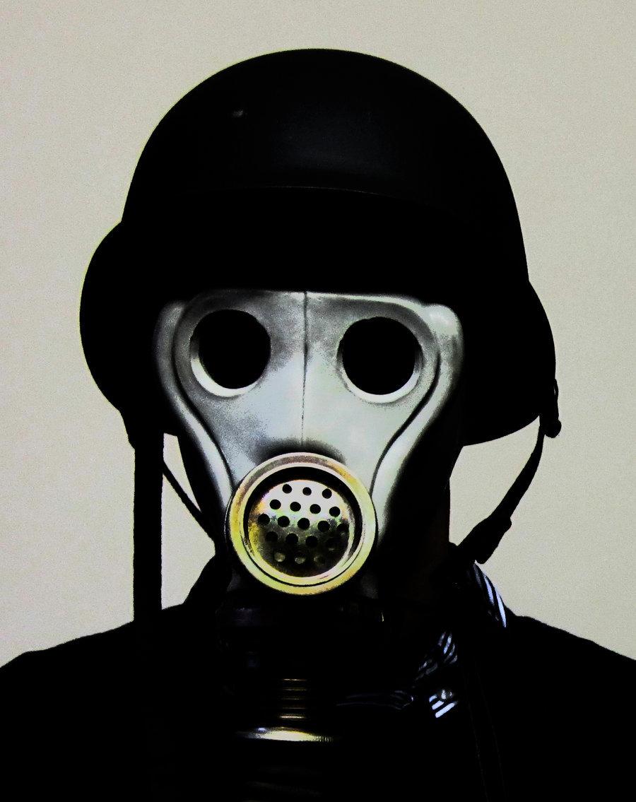 Gas Mask clipart mas Shin gas de Masking te