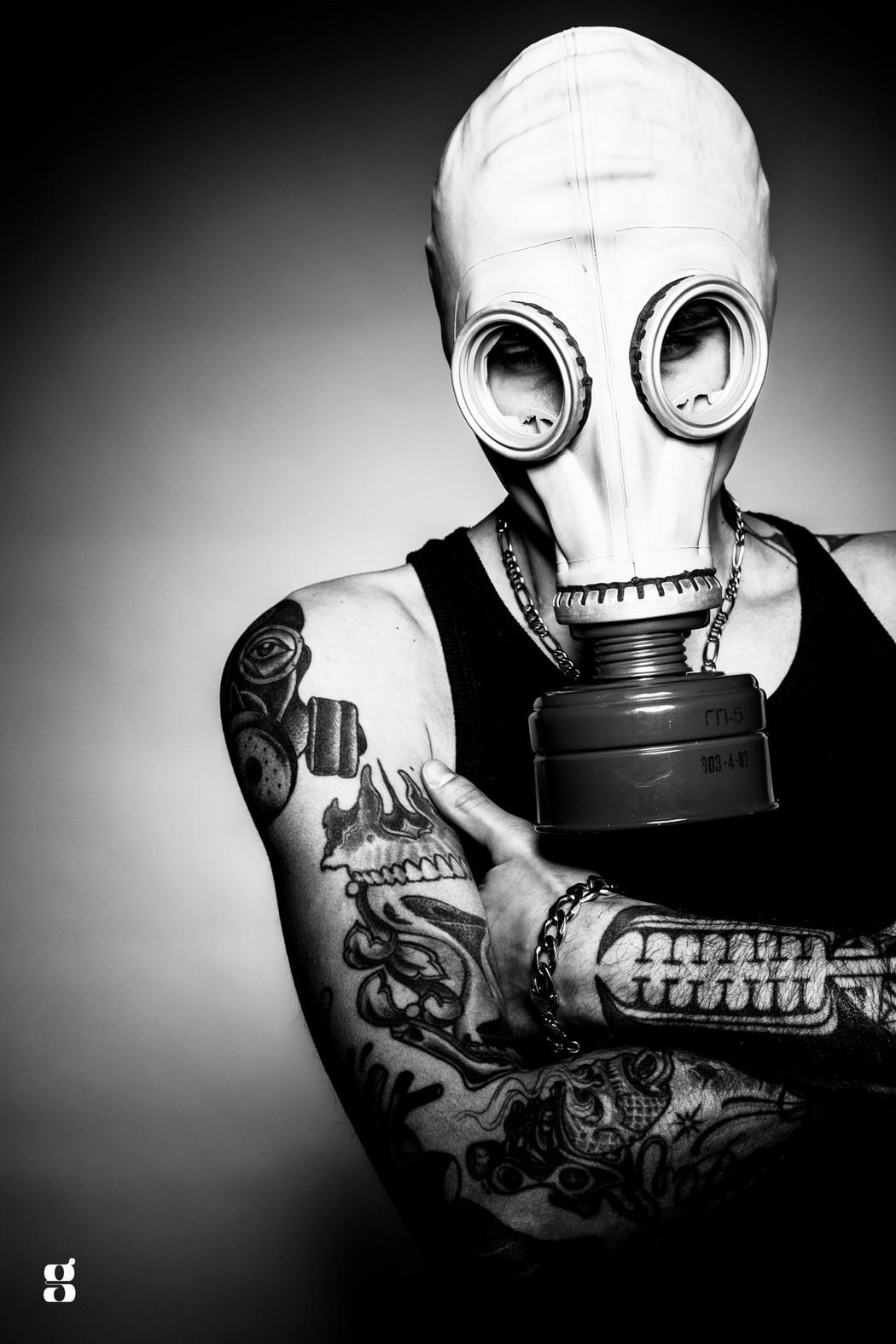 Gas Mask clipart mas Mask Pinterest Gas tras no