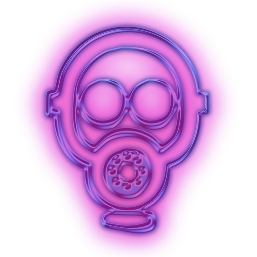 Gas Mask clipart neon gas Legacy » Tags  #113939