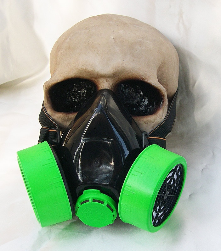 Gas Mask clipart neon gas 166 images neon $34 best