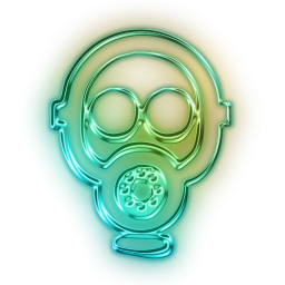 Gas Mask clipart neon gas Legacy » Tags  #111998