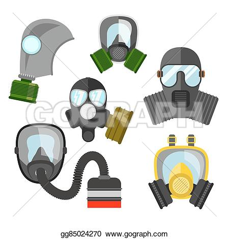 Gas Mask clipart respirator Mask Respirator military firefighters firefighters