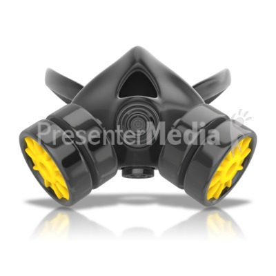 Gas Mask clipart respirator Signs Radiation Gas Respirator and