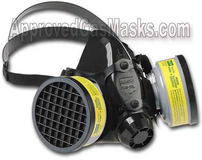 Gas Mask clipart safety mask Wide and a Approved masks