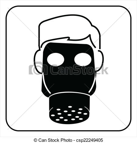 Gas Mask clipart safety mask Clip Clip Clipart Gas Download