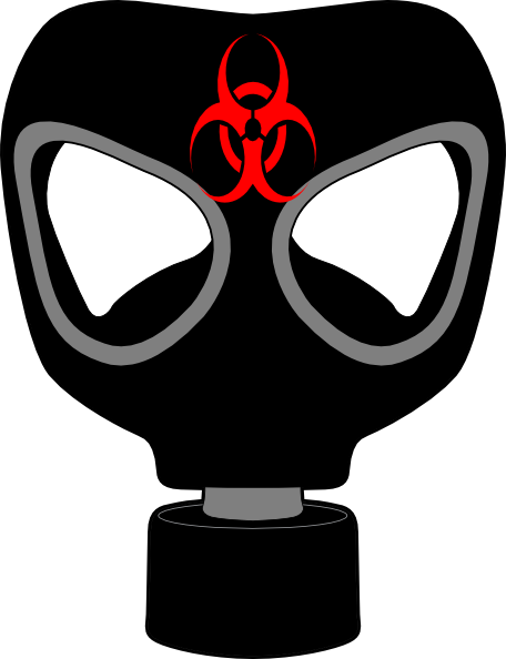 Gas Mask clipart simple This  at com online