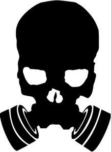 Gas Mask clipart simple From Search Masks  scary