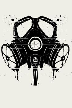 Gas Mask clipart skrillex And Image and of bags