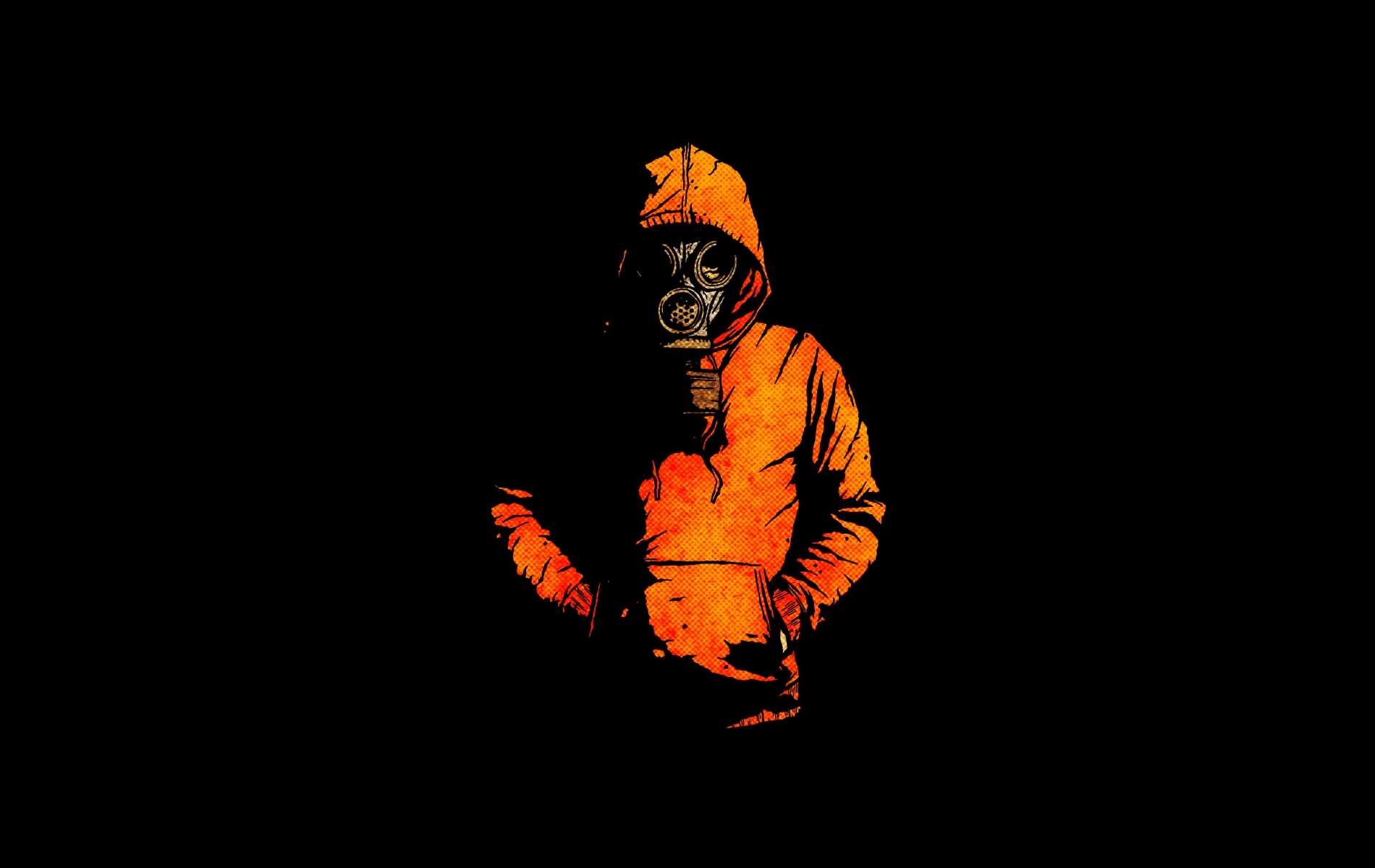 Gas Mask clipart skrillex Wallpapers Abyss Gas Mask 2