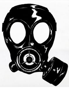 Gas Mask clipart vector The ImperialSeu t Tatts on