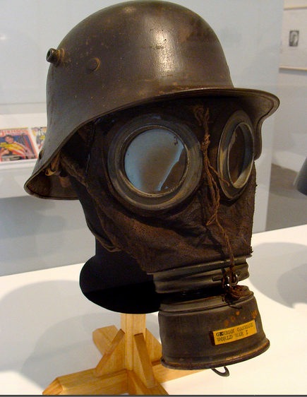 Gas Mask clipart ww1 27 Guide gas mask Accessed