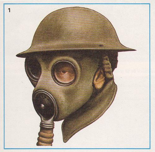 Gas Mask clipart ww1 Two Ww1 Fullsize cps Photos