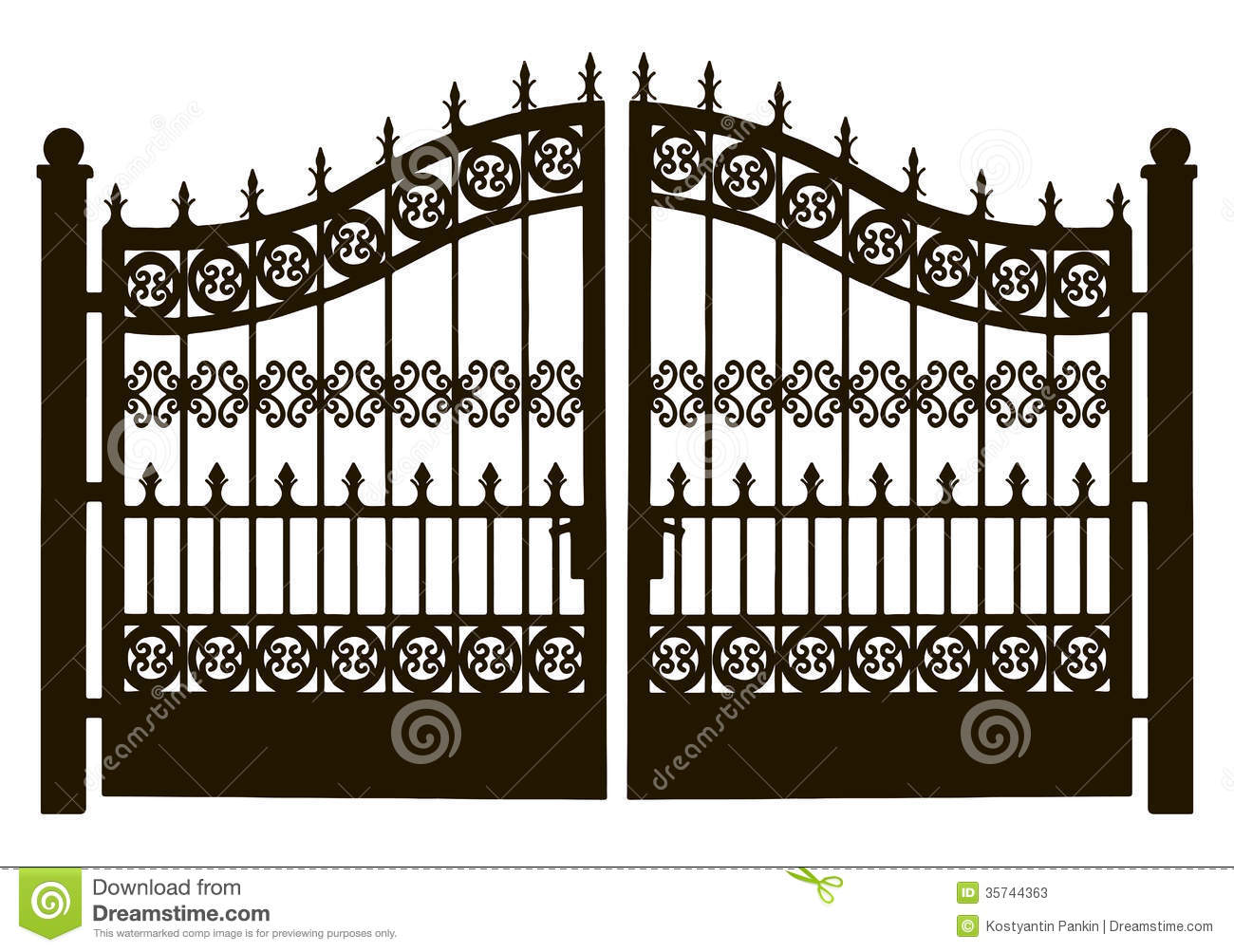 Gate clipart welcome visitor Gate Clipart Free gate%20clipart Images