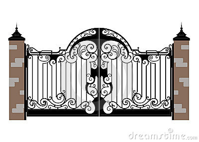 Gate clipart garden shed Clipart Gate Free Images Clipart